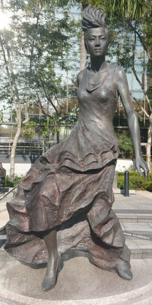les grands personnages de Hong Kong : Anita Mui