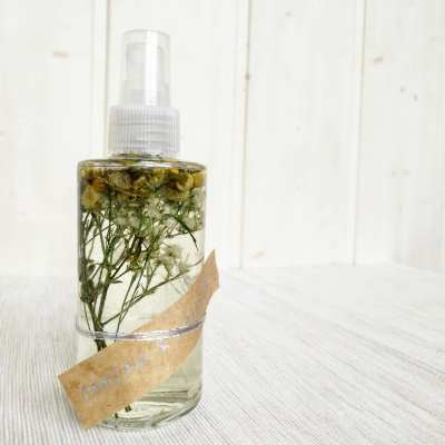 Botanical air freshener – perfect gift and DIY!