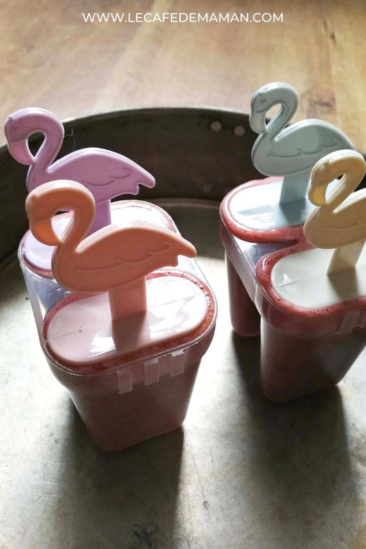 easy cherry popsicles recipe