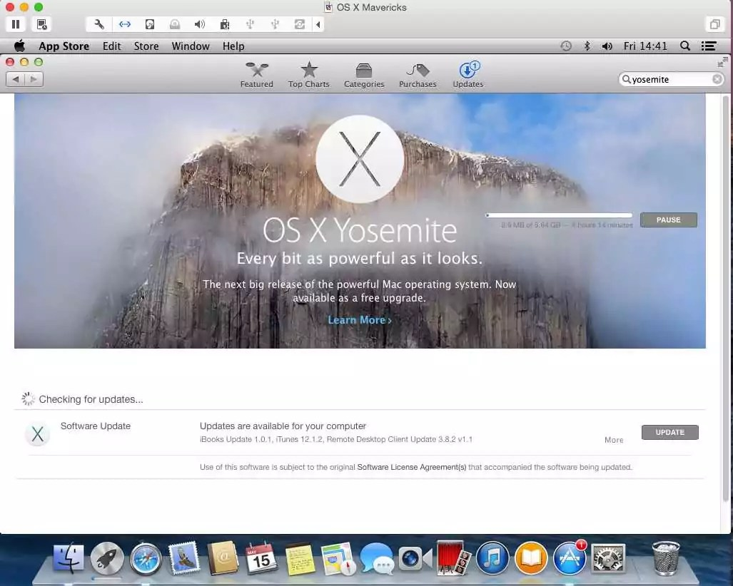 yosemite_downloading