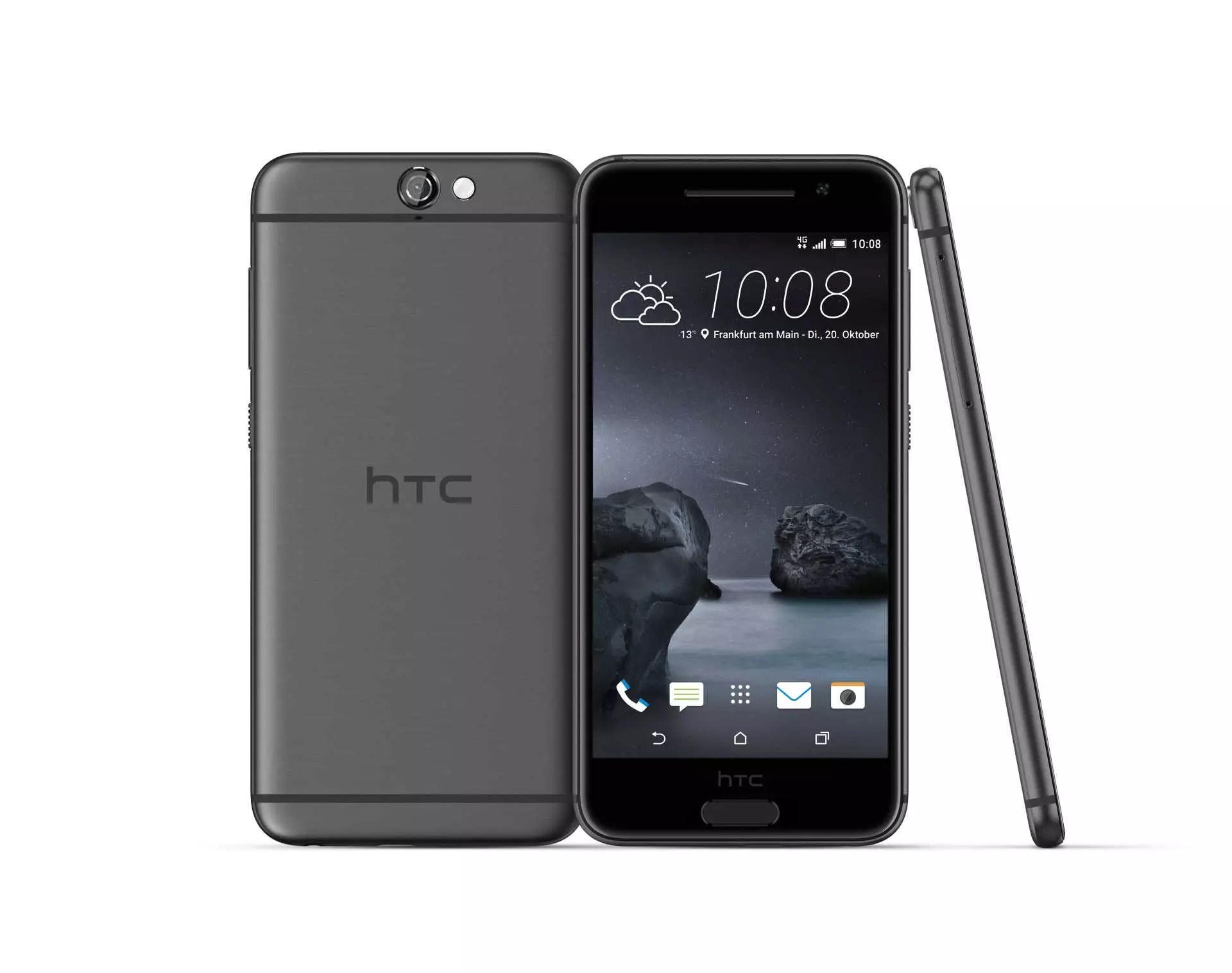 HTC One A9_Aero_3V_Gris_Carbone