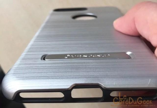 Coque iPhone 7 plus - DUO GUARD de chez VRS DESIGN