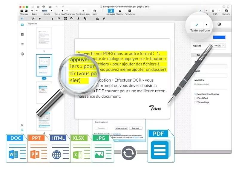 Comment Modifier Un Pdf Sur Mac Macos Sierra Inclus Lcdg