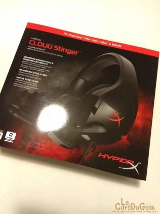 Hyper X Cloud Stinger