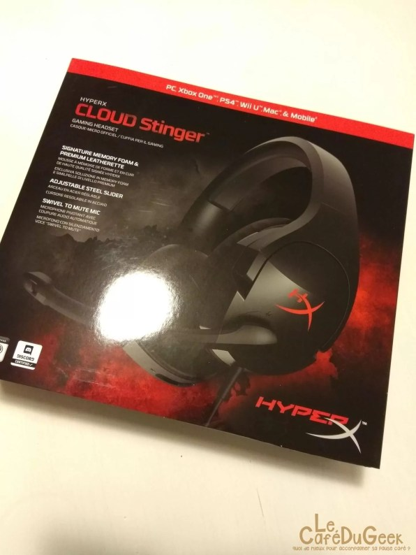 Hyper X Cloud Stinger