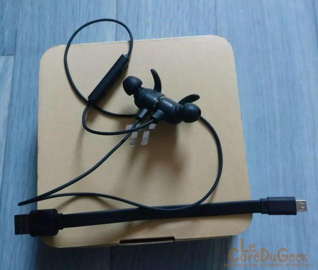 TAOTRONICS - écouteurs bluetooth