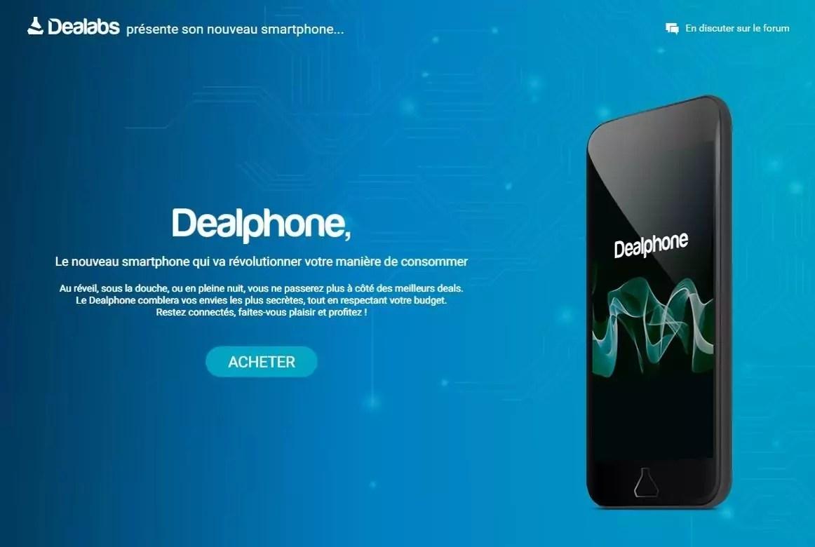 Dealphone