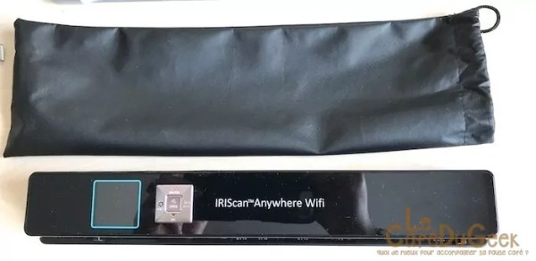 IRIScan Anywhere 5