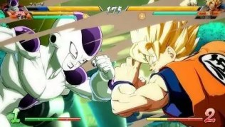 Freezer VS Goku