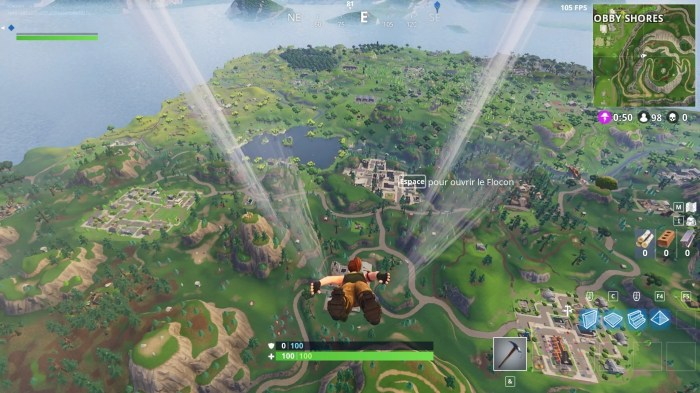 Fortnite Map S3