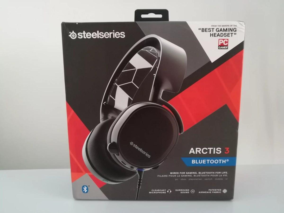 SteelSeries Arctis 3