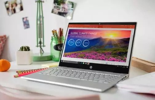 PC convertible HP Pavilion x360