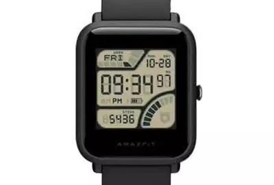 Xiaomi Huami AMAZFIT Smart Watch - BLACK