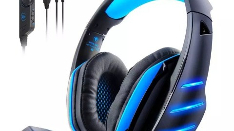 Casque Gaming PS4