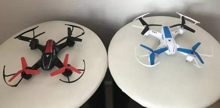 Drones de combat