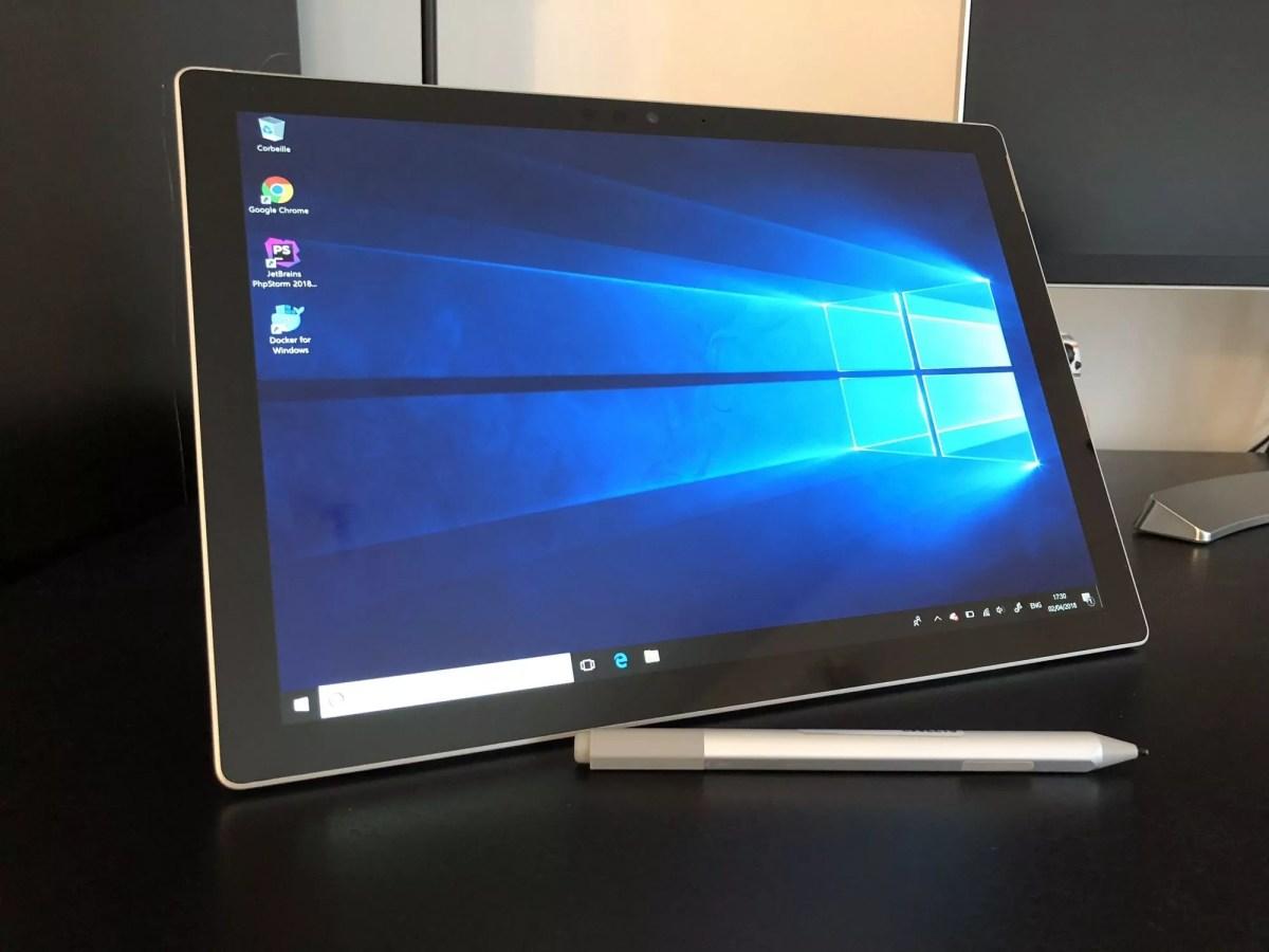 Tablette Surface Pro 2017