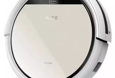 ILIFE V5 Intelligent Robotic Vacuum Cleaner