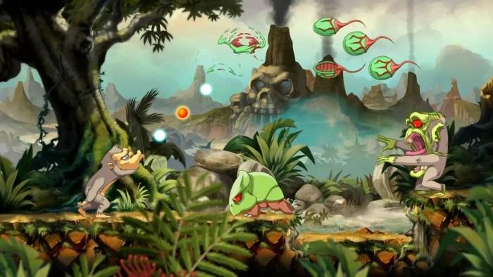 Toki- Dans la jungle, terrible jungle ...