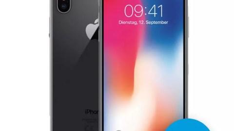 Apple iPhone X 64Go