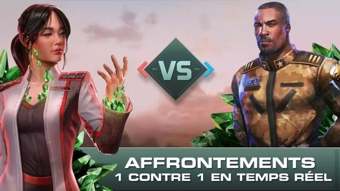 Affrontement 1vs1