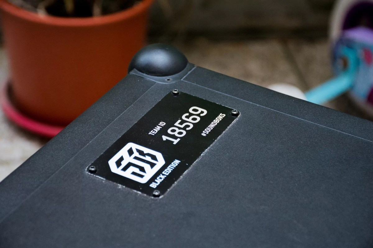 soundboks serial number
