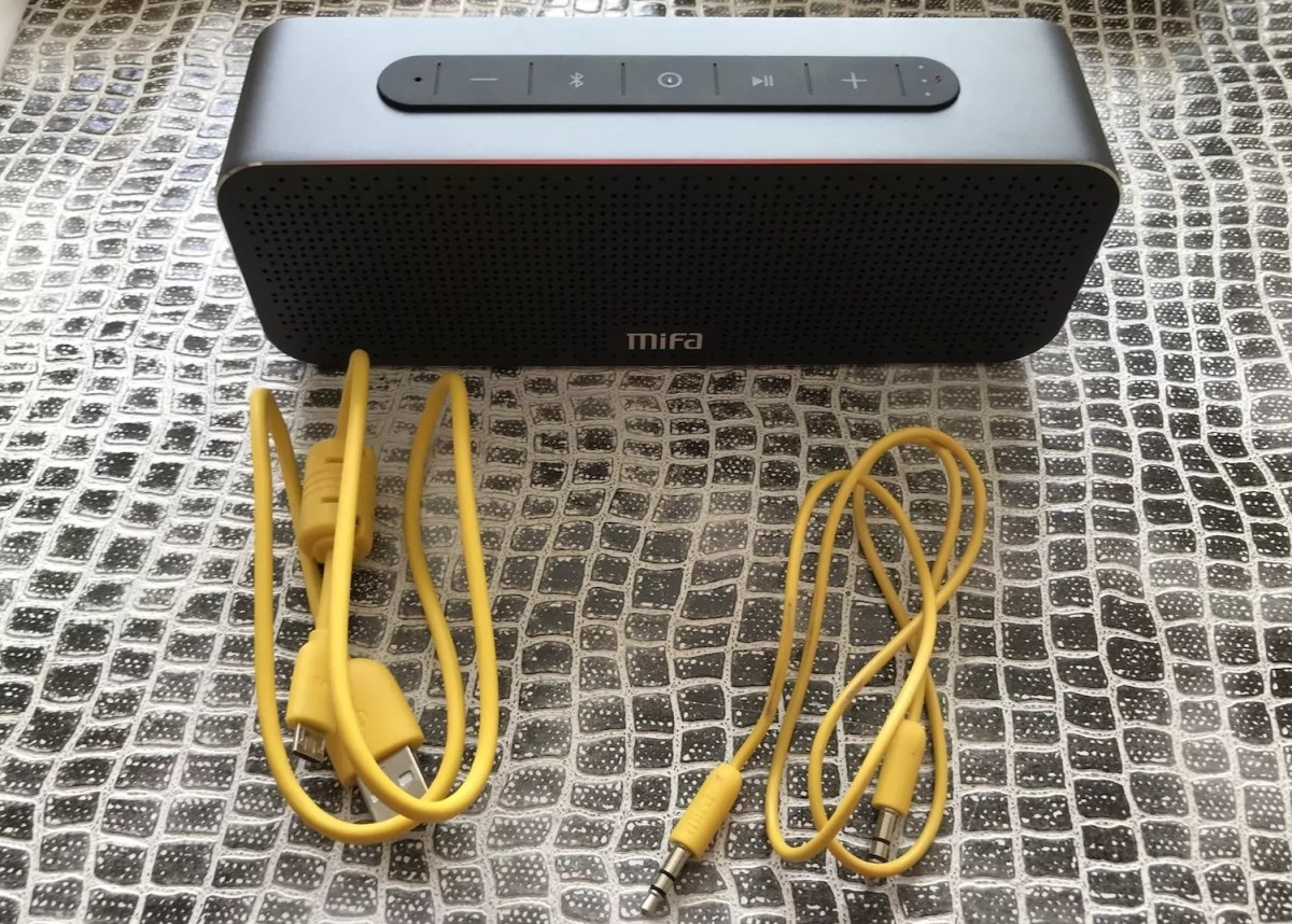 Soundbox de Mifa