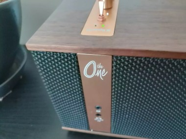 L' enceinte vintage The One by Klispch