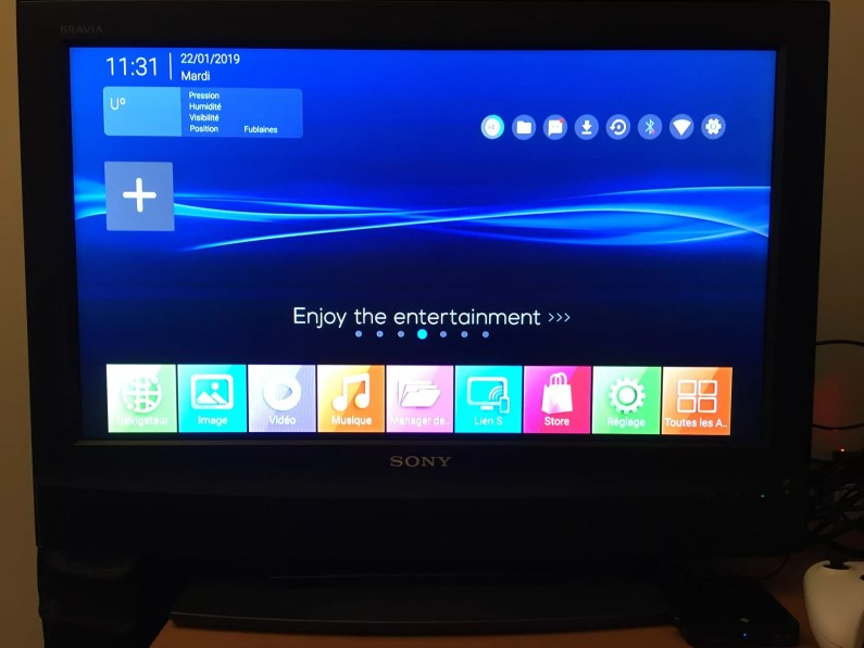 Box TV Android Strong SRT 2023 - LCDG (1)