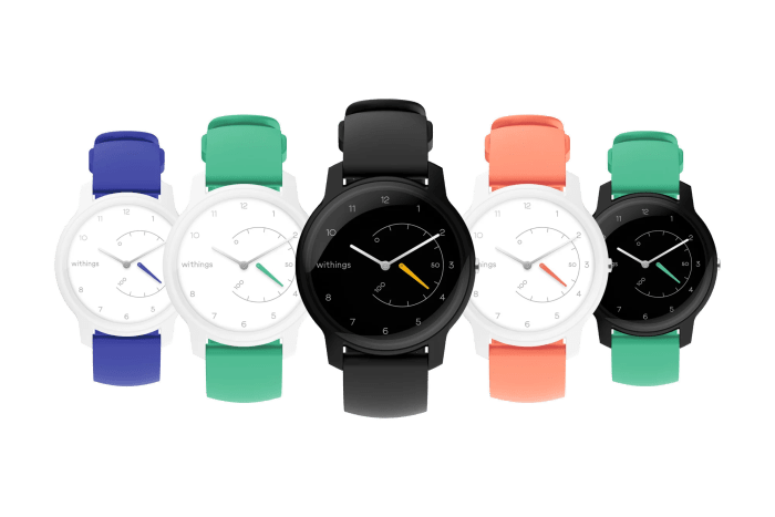 Withings : Move