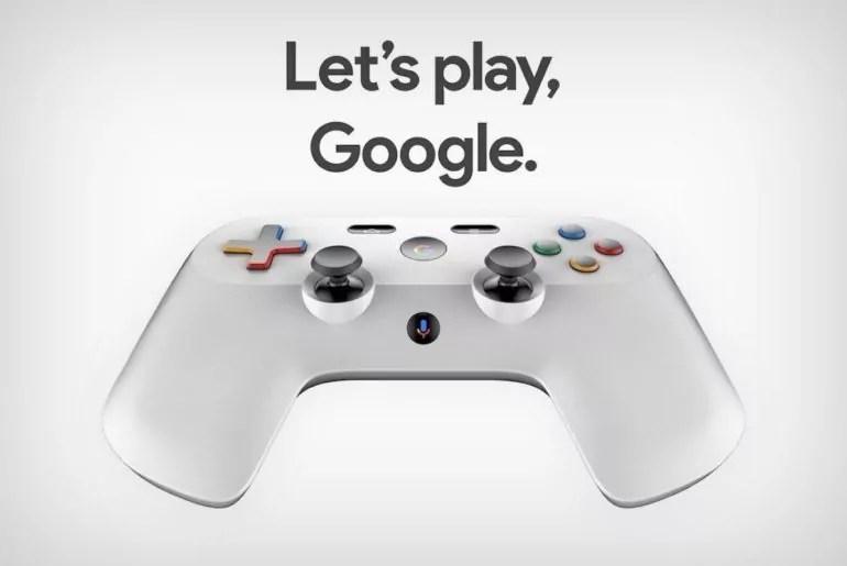 Le futur du gaming son Google