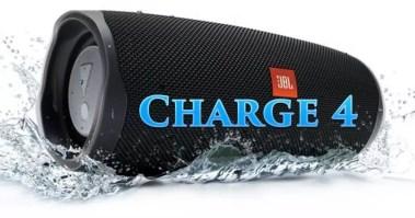 Enceinte JBL Charge 4