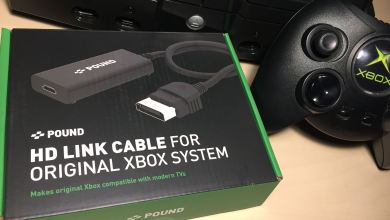 Stick HD Link Cable for XBox