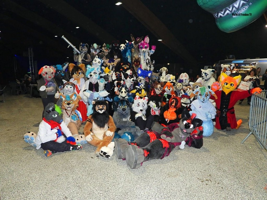 Japan Tours Festival 2020 - Fursuits