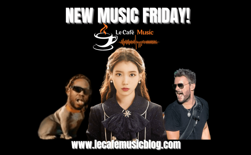 New Music Friday! 6 New Releases (1/29/21)