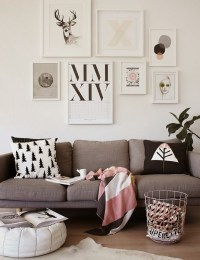 La parfaite chambre scandinave - Le Cahier