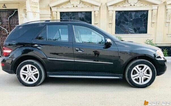 Mercedes Benz ML 350 2009 tam