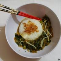 Légumes verts à la sauce teriyaki - Vegan