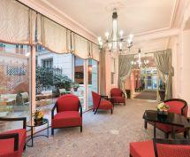 Hotel Le Cardinal 3-star Paris Top