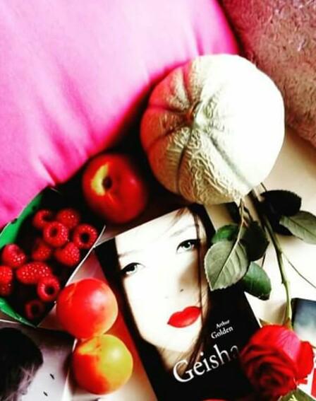 Avis de lecture sur le roman Geisha d'Arthur Golden