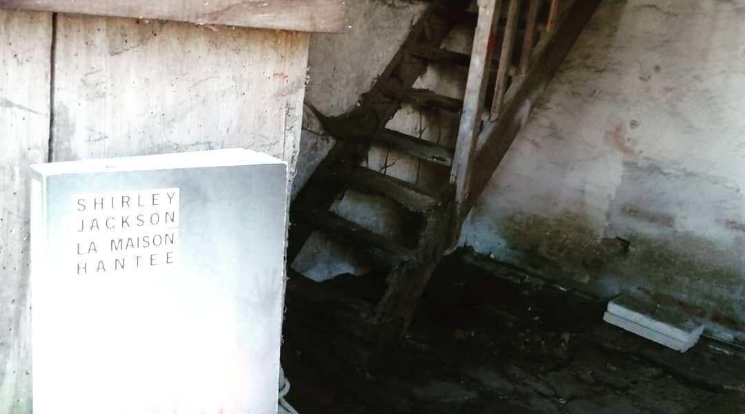 Avis de lecture sur le roman La maison hantée de Shirley Jackson