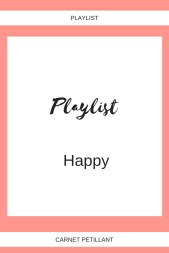 #music #playlist happy
