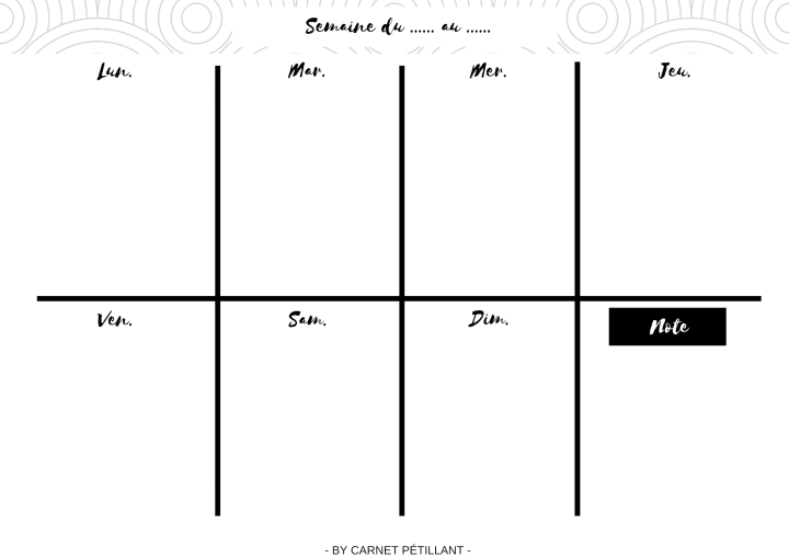 Weekly planner. Student. organization. Organization. Blogger. Printable.