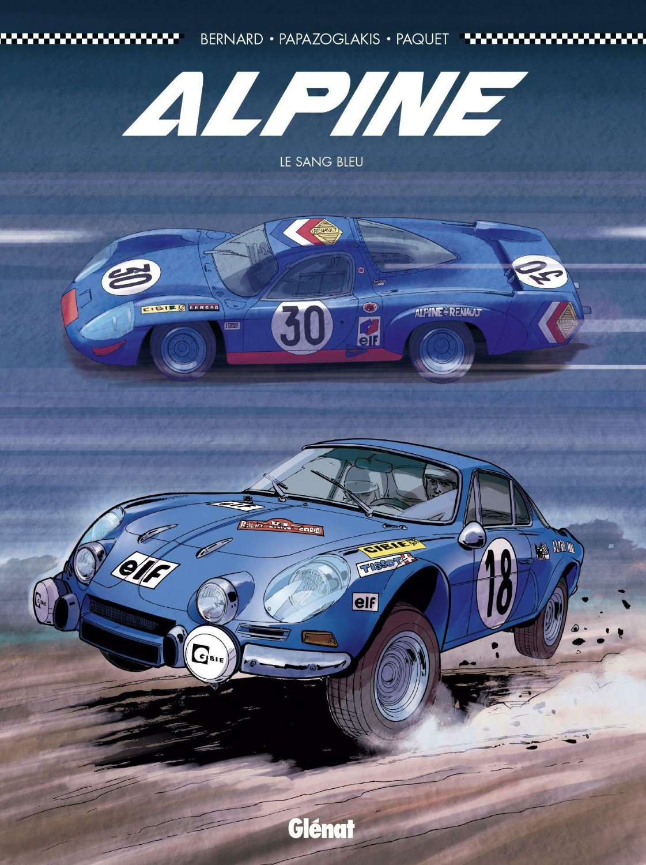 alpine le sang bleu glenat denis bernard 1 lecatalog.com | Alpine, le sang bleu (BD)
