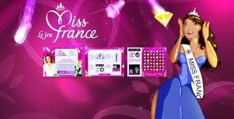 Jeu online Miss France sur MyTF1.fr
