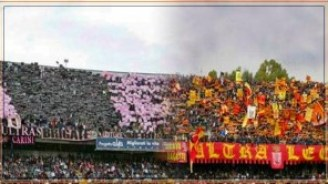 gemellaggio Lecce e Palermo
