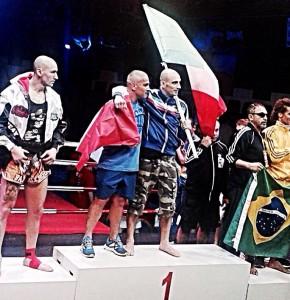 Fabio Siciliani oro ai mondiali in Thailandia