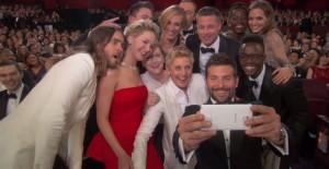 selfie Hollywood