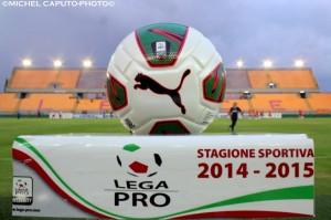 pallone Lega Pro Unica 2014-2015