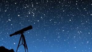 cielo stellato stelle cadenti San Lorenzo