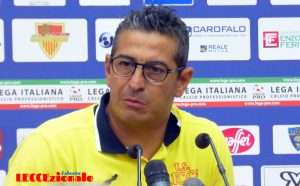 Pasquale Padalino conferenza stampa 2